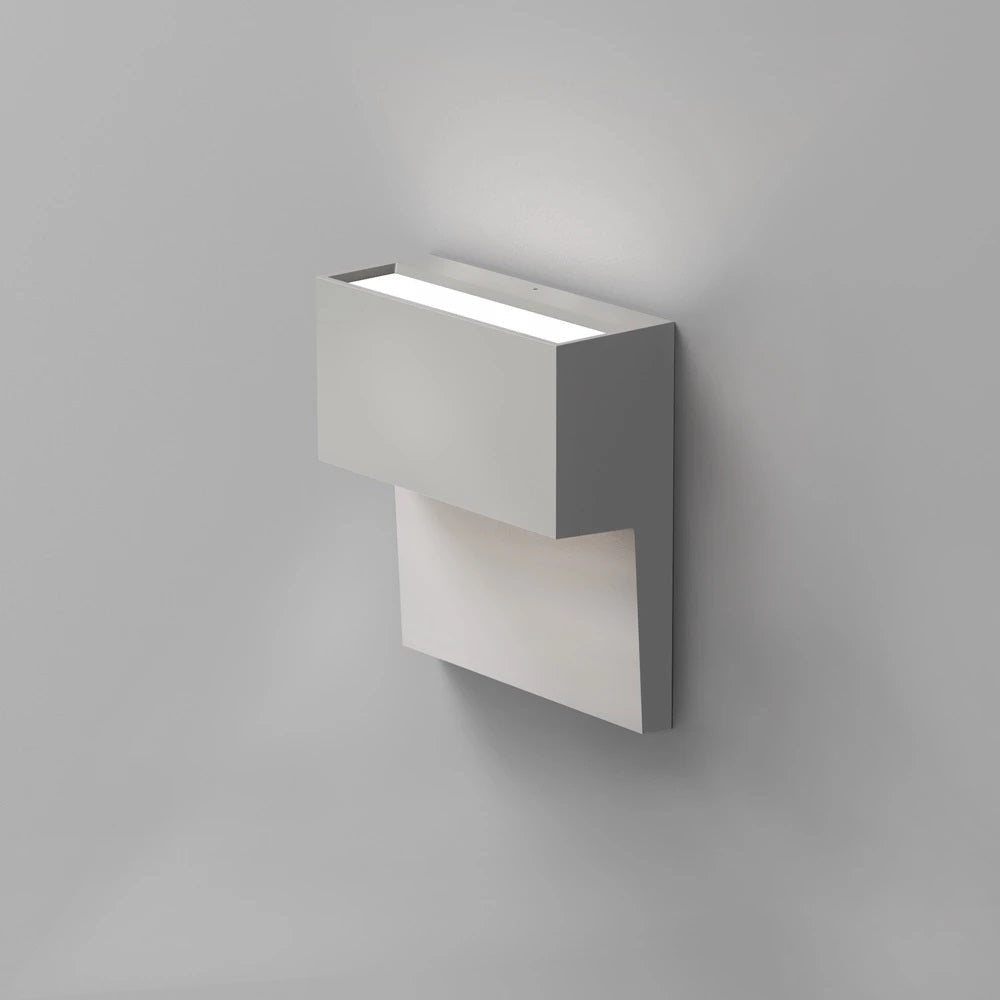 Piano Direct LED Silver Wall Light by Artemide