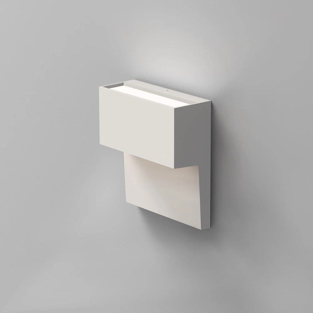 Piano Direct LED White Wall Light by Artemide