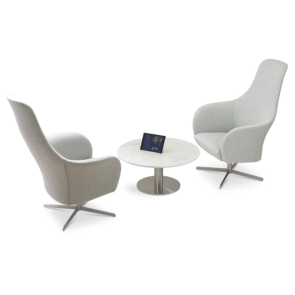 Pierre Loti 4 Star Arm Chair by SohoConcept