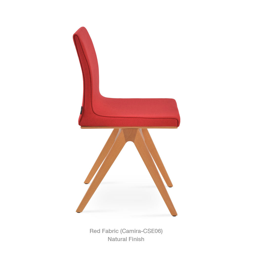 Polo Fino Dining Chair by SohoConcept