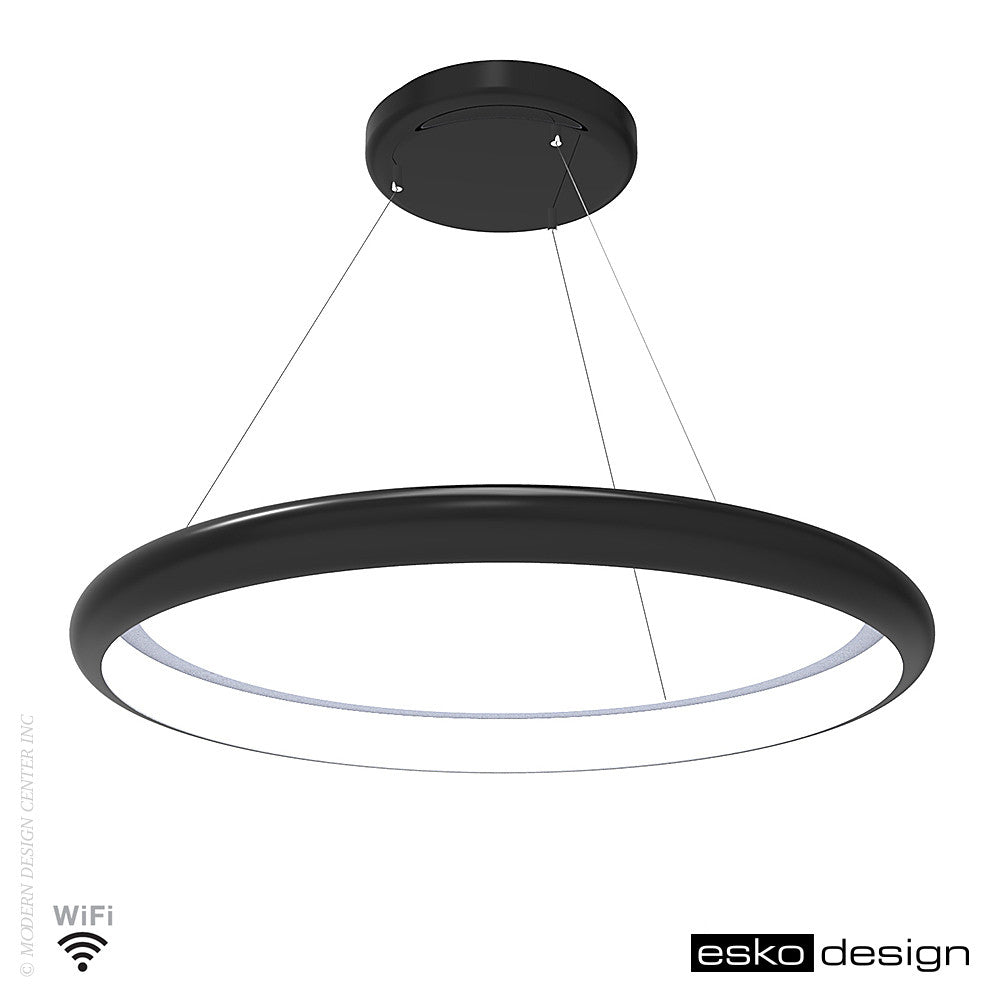 Radius Halo Suspension by Esko Design | Esko Design | LoftModern