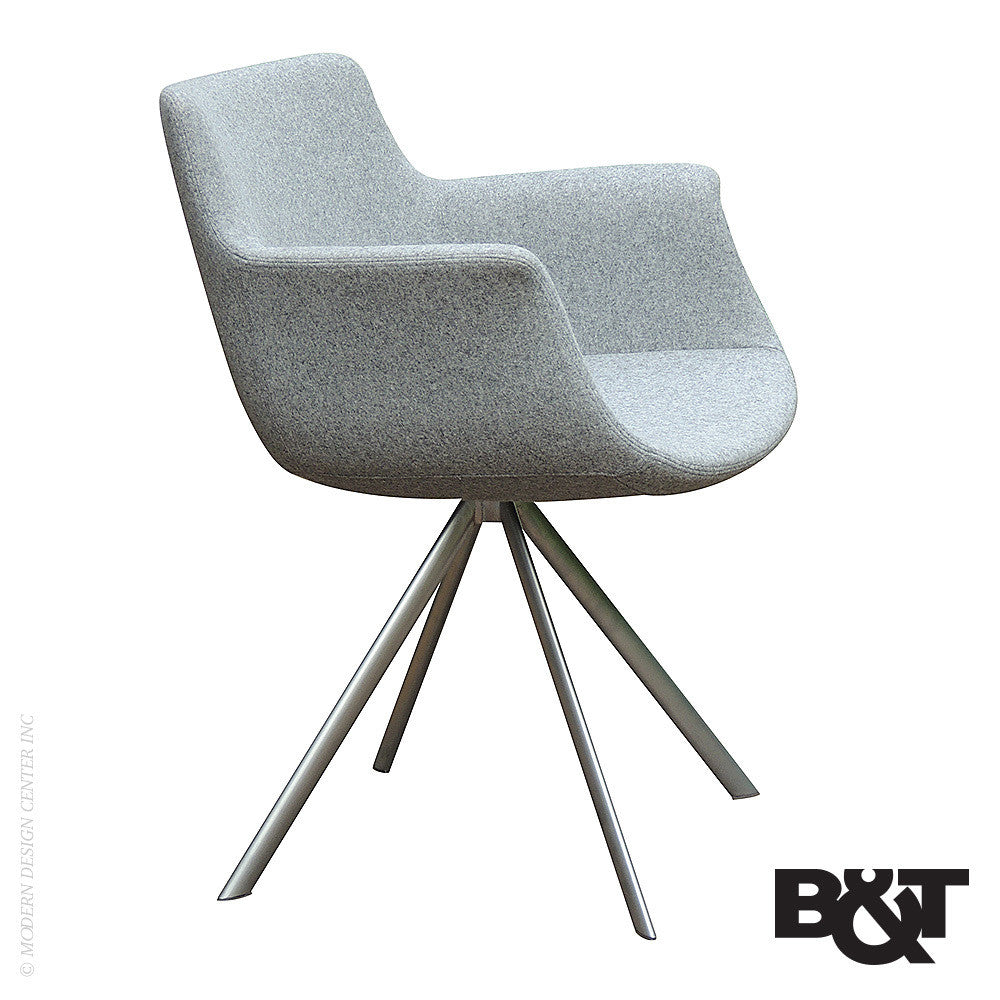 B&T Rego Ellipse Chair | B&T | LoftModern