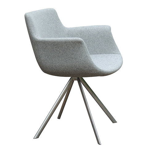 B&T Rego Chair Ellipse Swivel