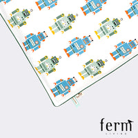 Ferm Living Robot Bedding Baby | Ferm Living | LoftModern