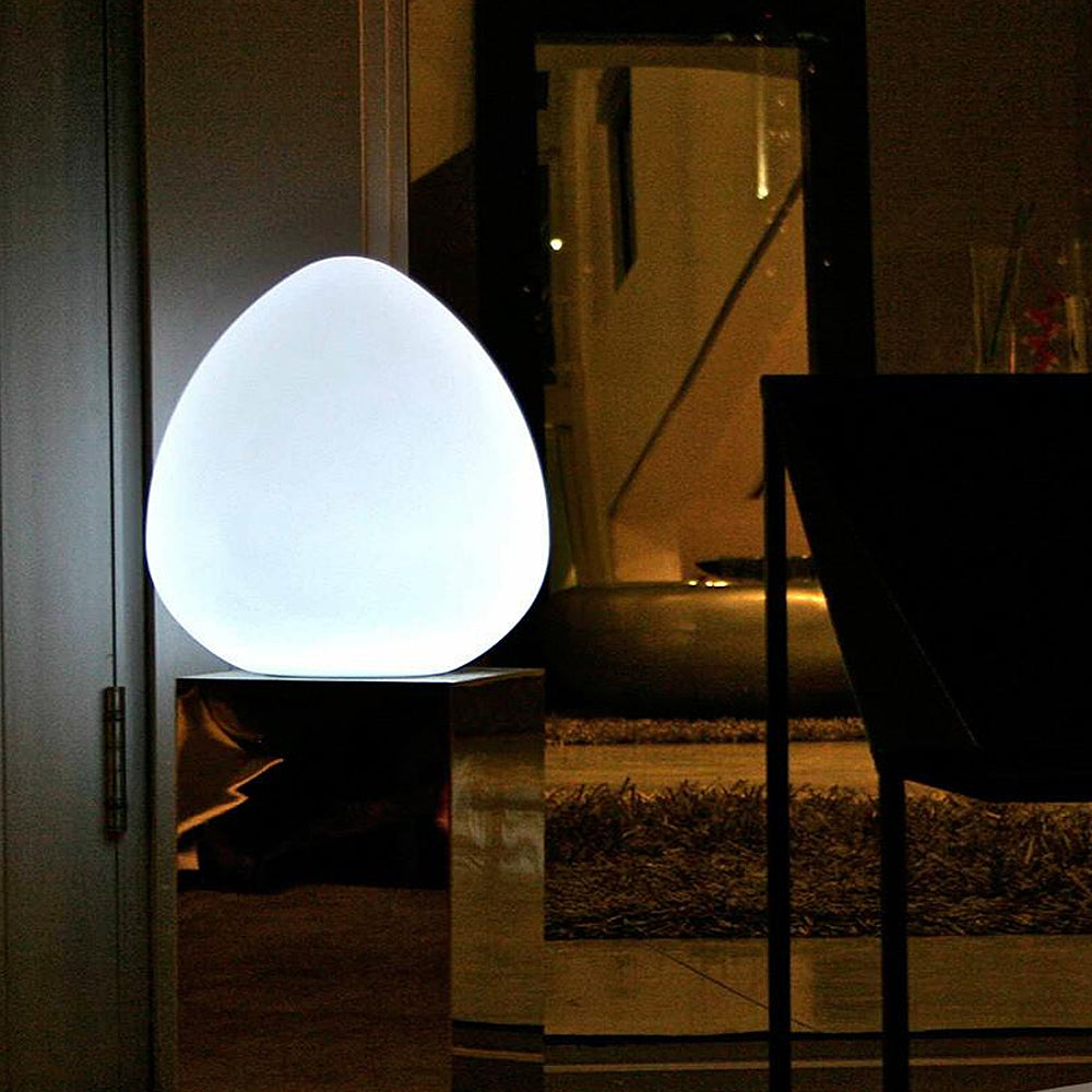Rock LED Cordless Lamp by Smart & Green