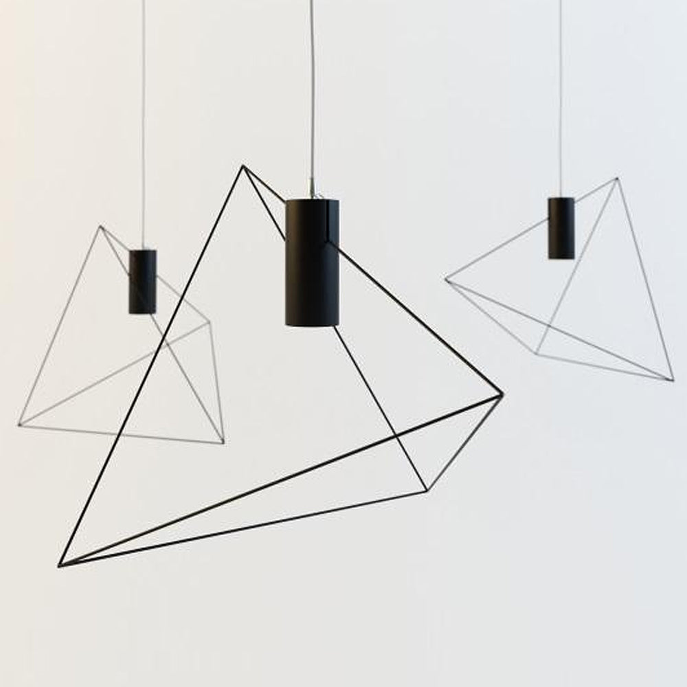Rock Garden LED Pendant Spot Light by Pallucco