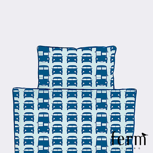 Ferm Living Rush Hour Bedding Adult | Ferm Living | LoftModern
