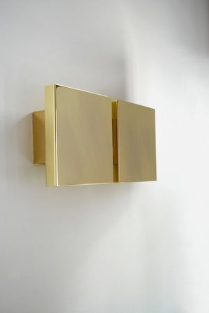 Axis 71 Square 2G Wall Light