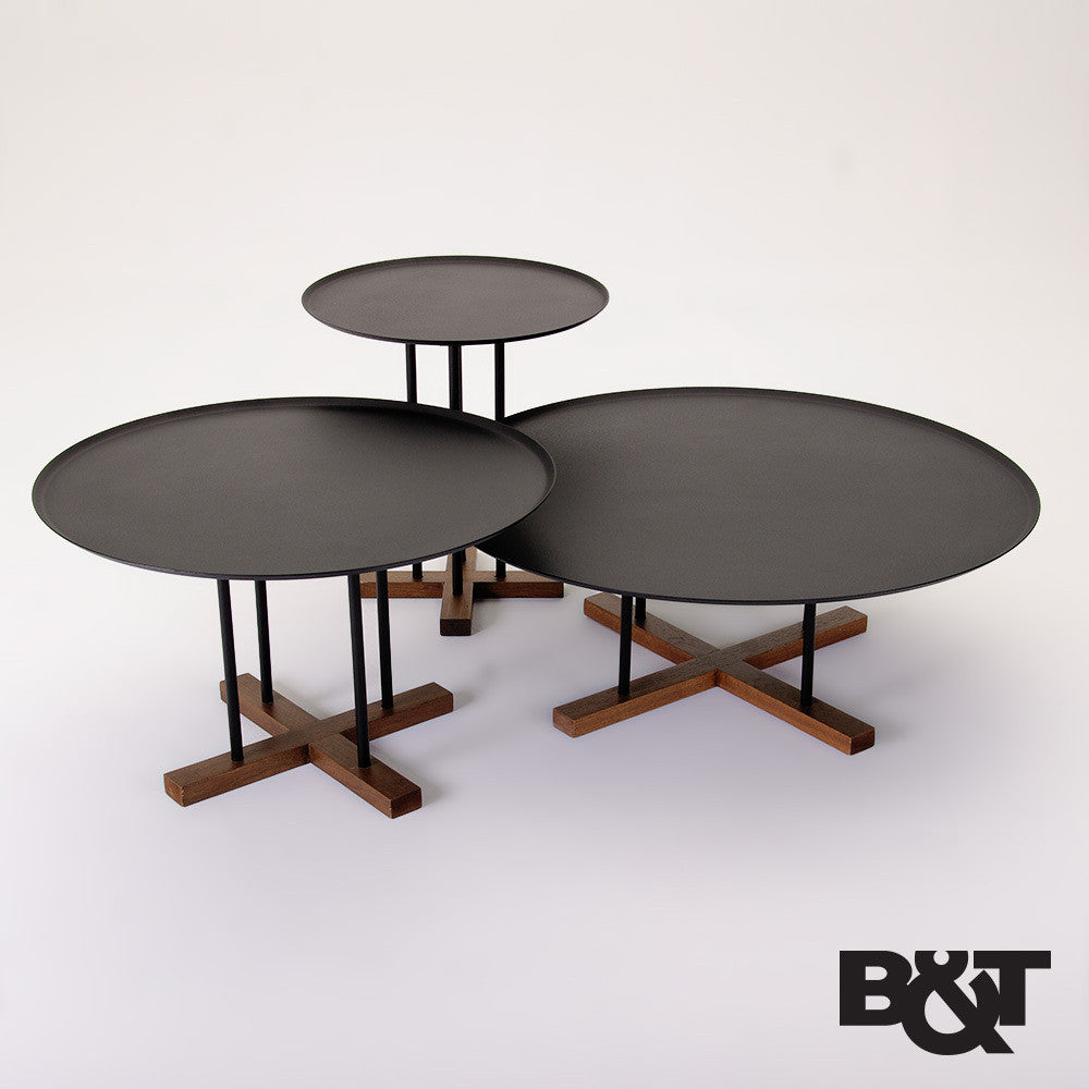 B&T Sini Table Black | B&T | LoftModern