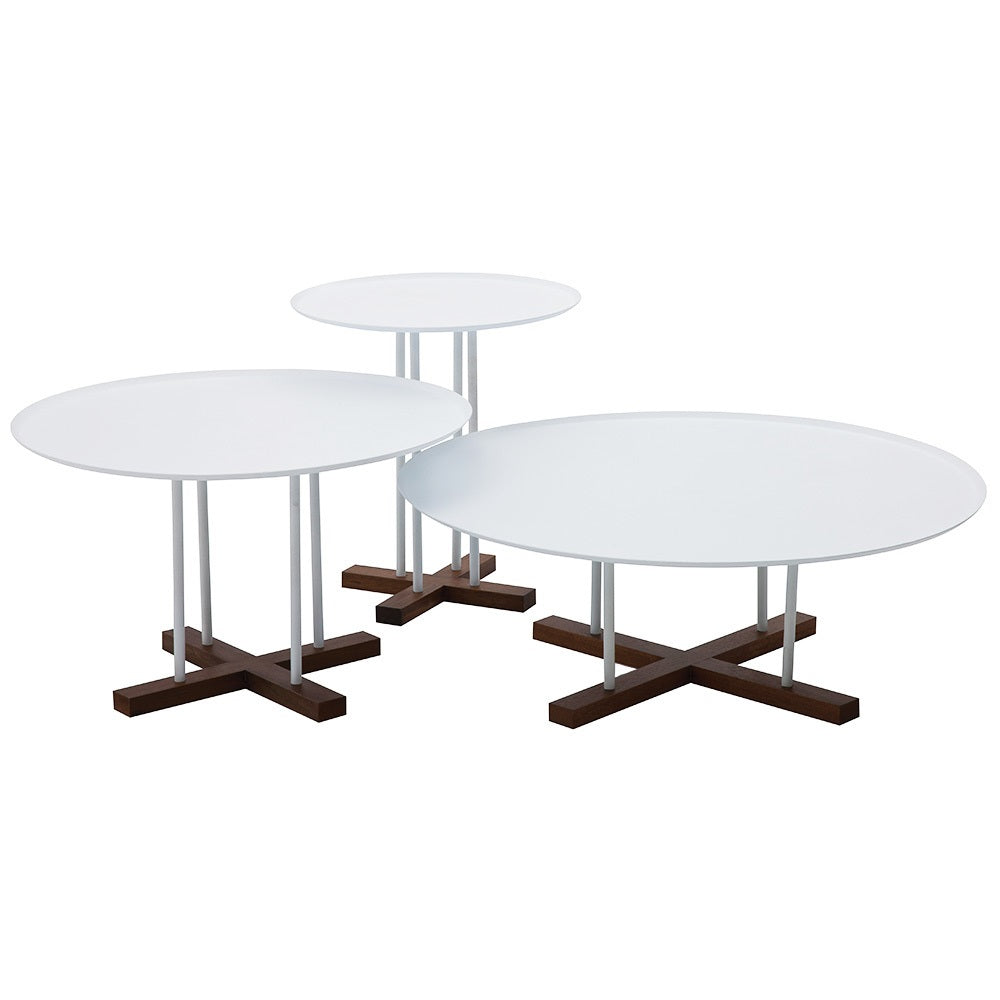 B&T Sini Coffee Table White