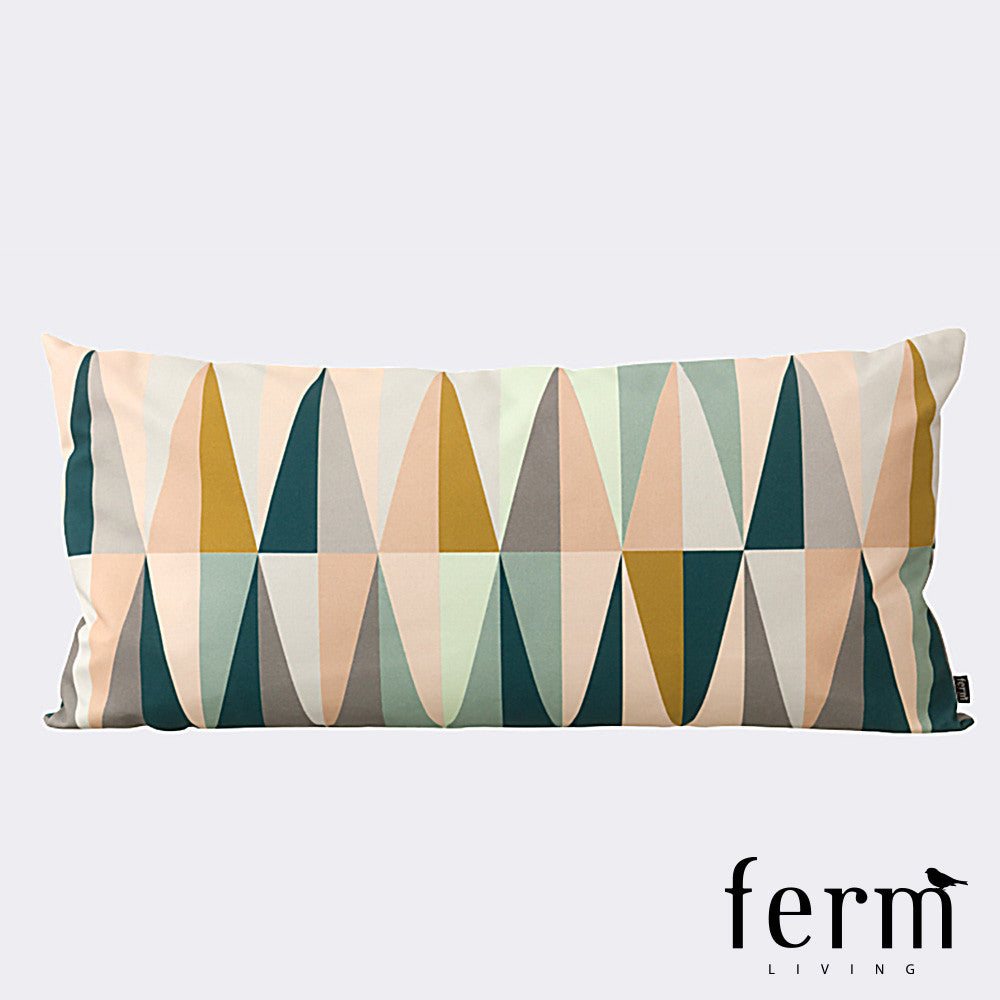 Ferm Living Spear Cushion Large | Ferm Living | LoftModern