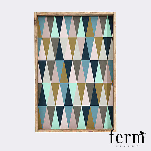 Ferm Living Spear Tray Large | Ferm Living | LoftModern
