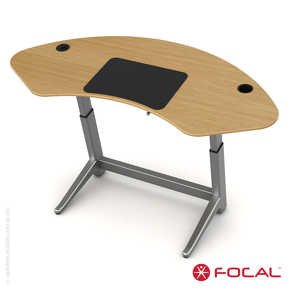 Focal Upright Sphere Desk - LoftModern - 11