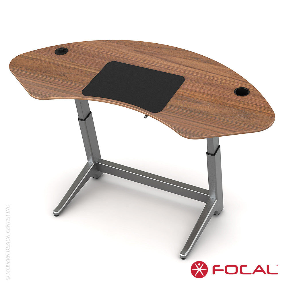 Focal Upright Sphere Desk - LoftModern - 12