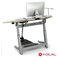 Focal Upright Sphere Desk - LoftModern - 13