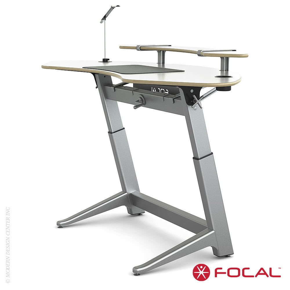 Focal Upright Sphere Desk - LoftModern - 3