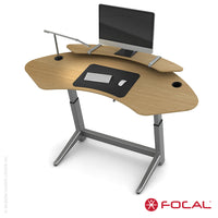 Focal Upright Sphere Desk - LoftModern - 4