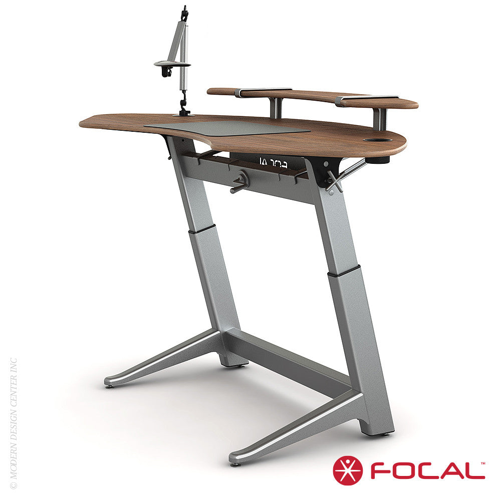 Focal Upright Sphere Desk - LoftModern - 5