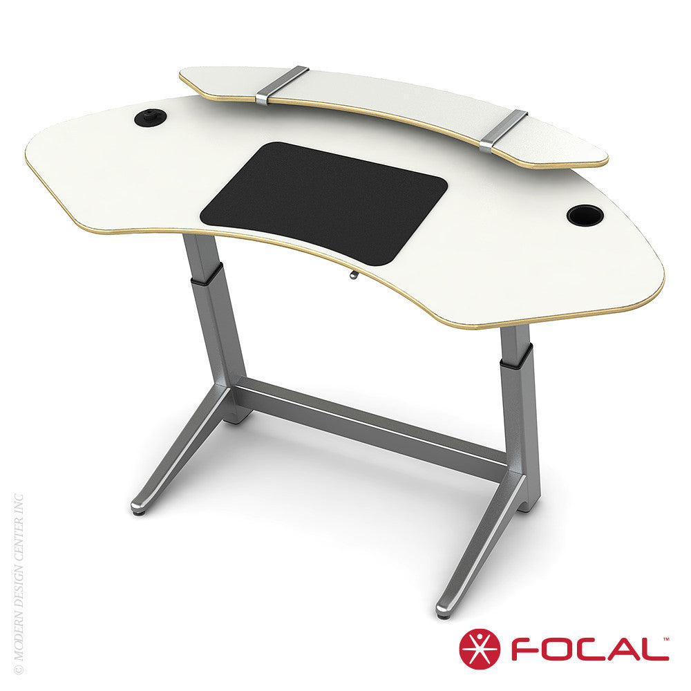 Focal Upright Sphere Desk - LoftModern - 8