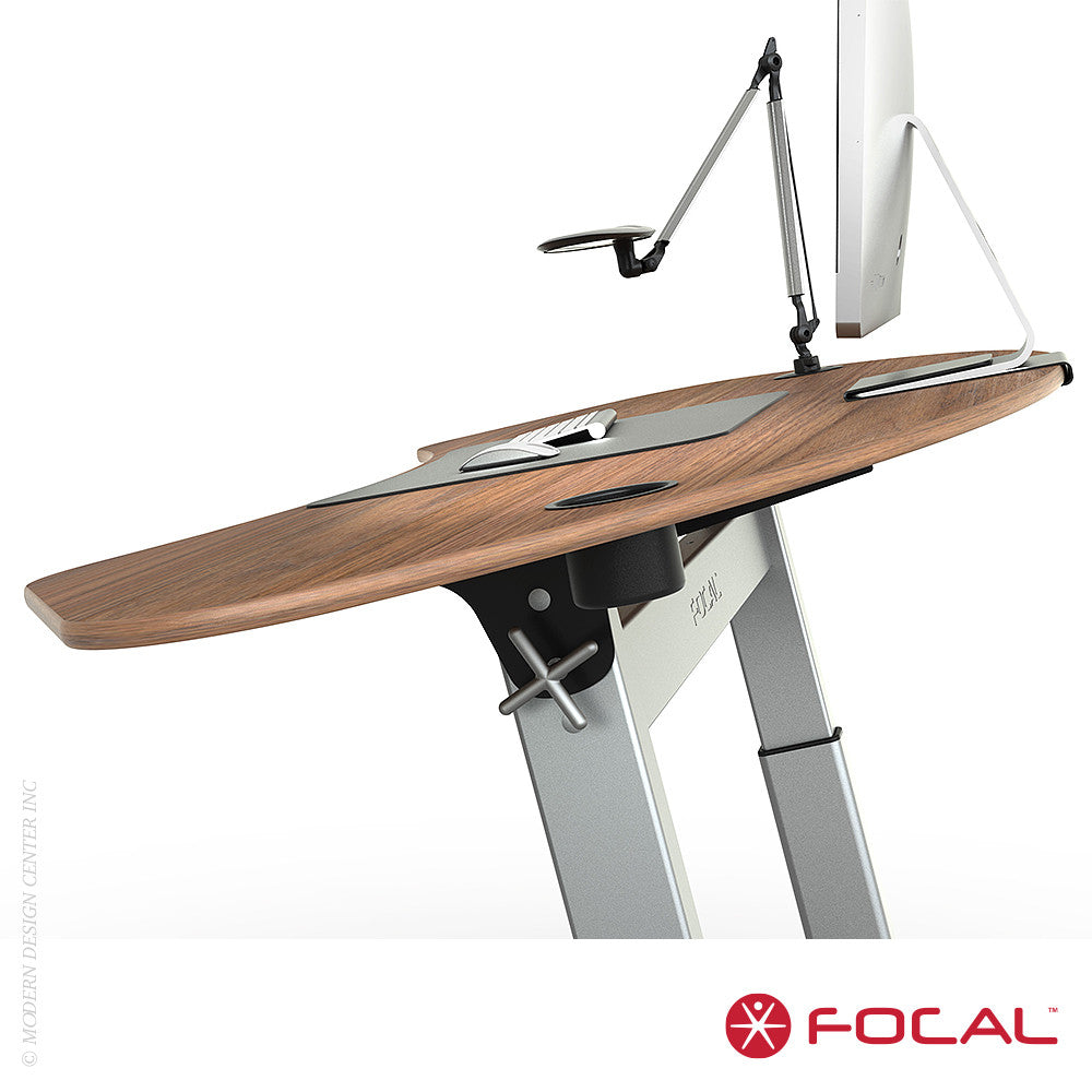 Focal Upright Sphere Desk - LoftModern - 9