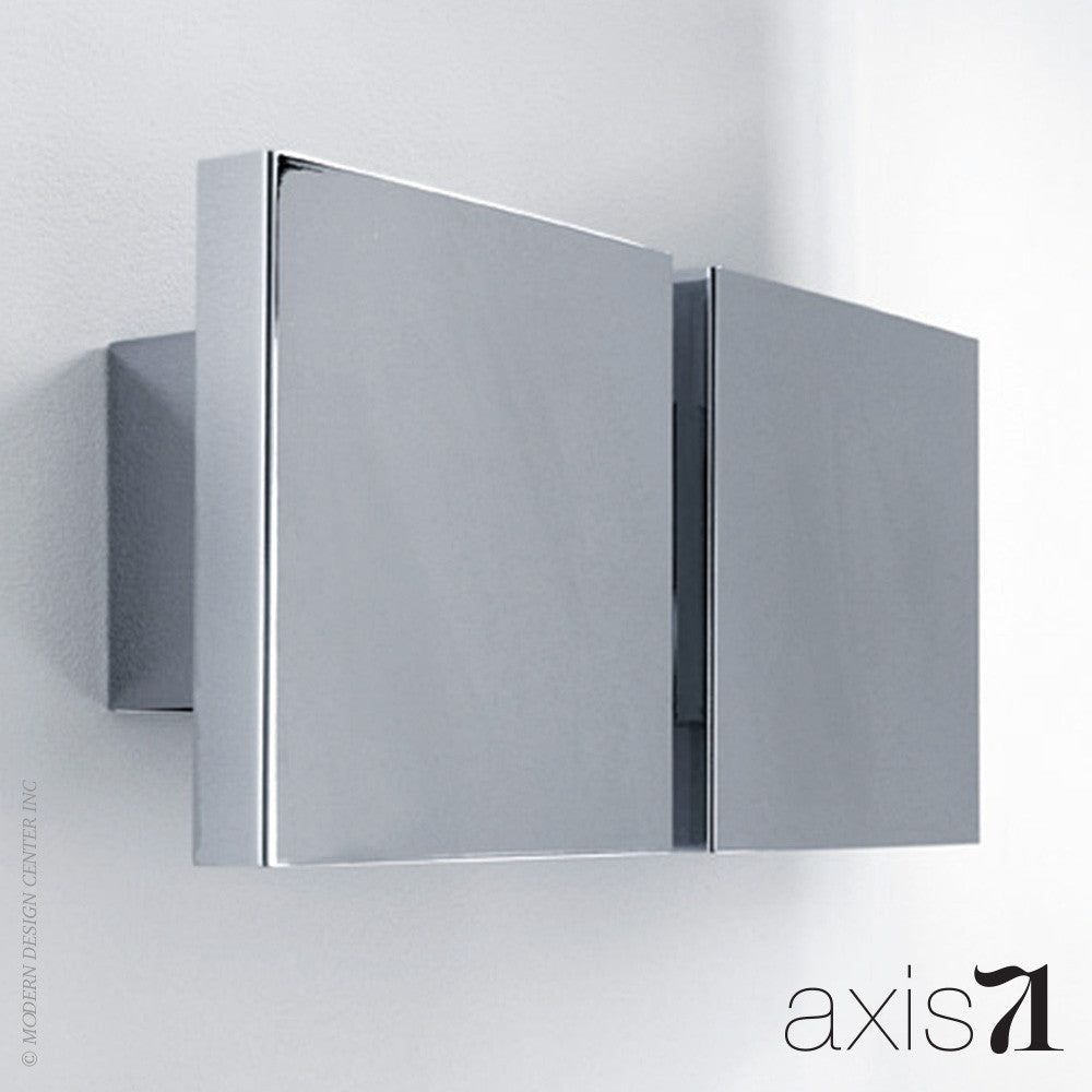 Axis 71 Square 2G Wall Light | Axis 71 | LoftModern