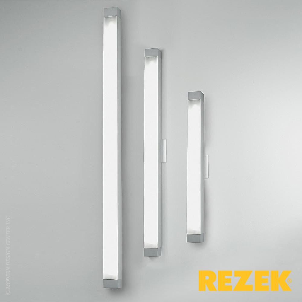 2.5 Square Strip 26 Wall/Ceiling LED by Rezek