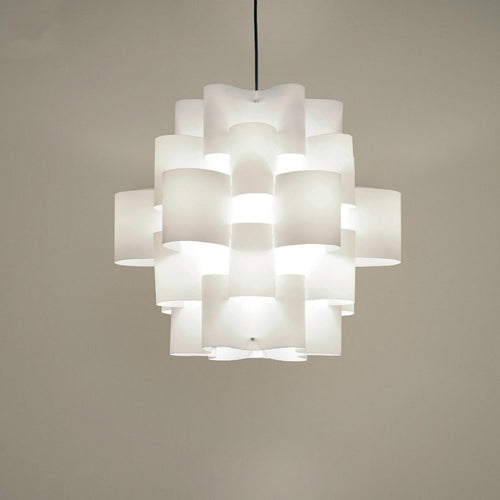 Sun 50 Pendant Light by Karboxx