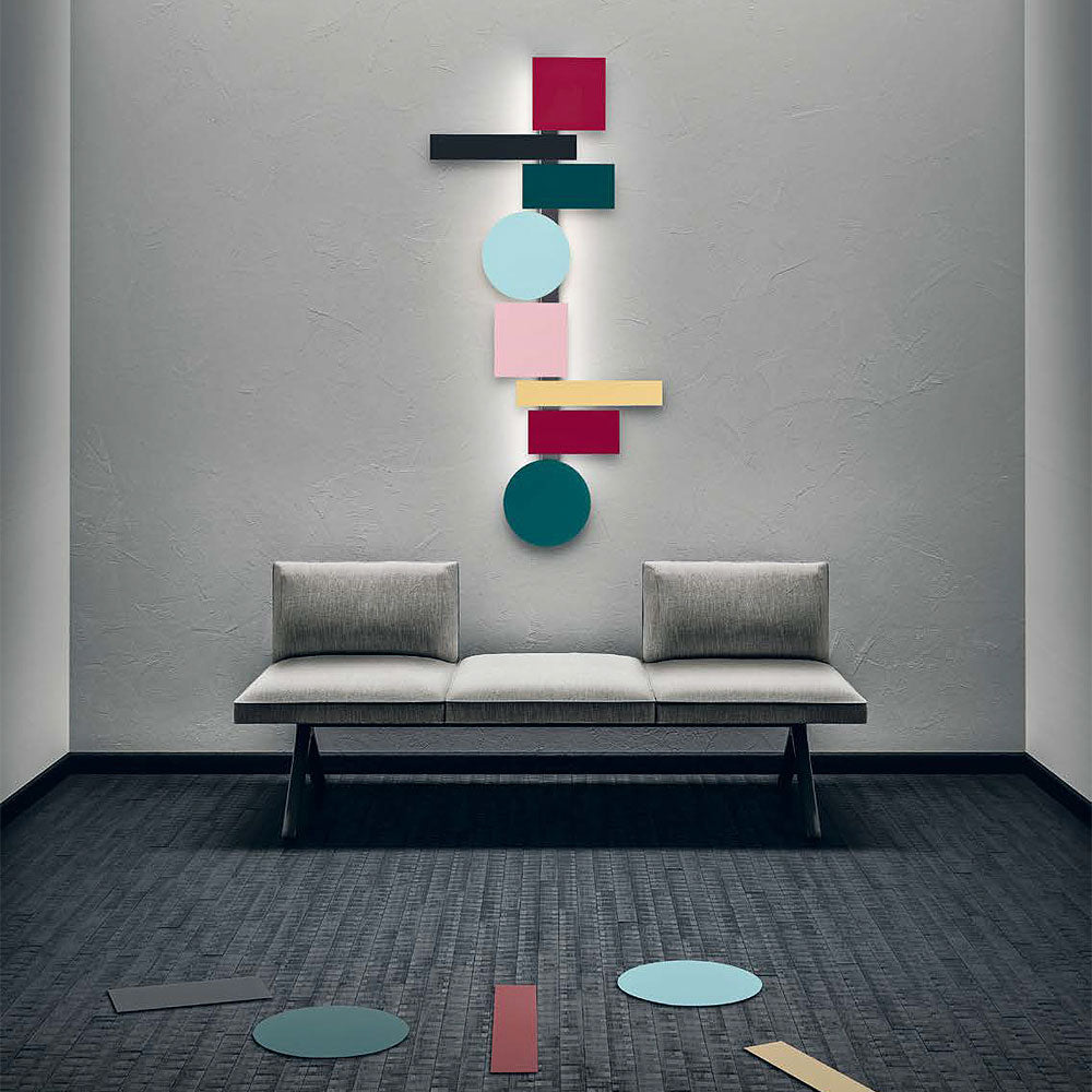 Totem 120 Wall Light by Pallucco