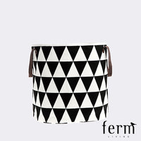 Ferm Living Triangle Basket | Ferm Living | LoftModern