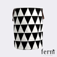Ferm Living Triangle Laundry Basket - LoftModern - 1