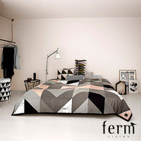 Ferm Living Triangle Laundry Basket | Ferm Living | LoftModern