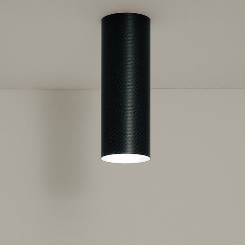 Tube 40 Ceiling Light by Karboxx