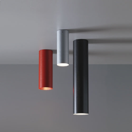 Tube 70 Ceiling Light by Karboxx