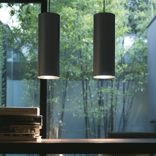 Tube 40 Pendant Light by Karboxx
