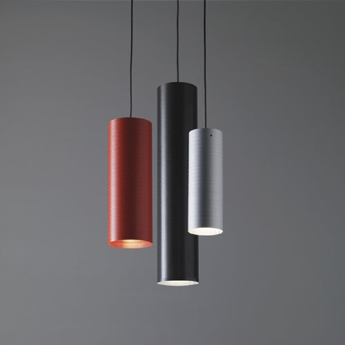 Tube 70 Pendant Light by Karboxx