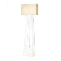 Pablo Designs Tube Top 60 Floor Lamp