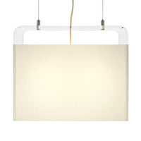 Pablo Designs Tube Top 18 Pendant Light