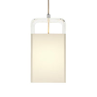 Pablo Designs Tube Top 7 Pendant Light