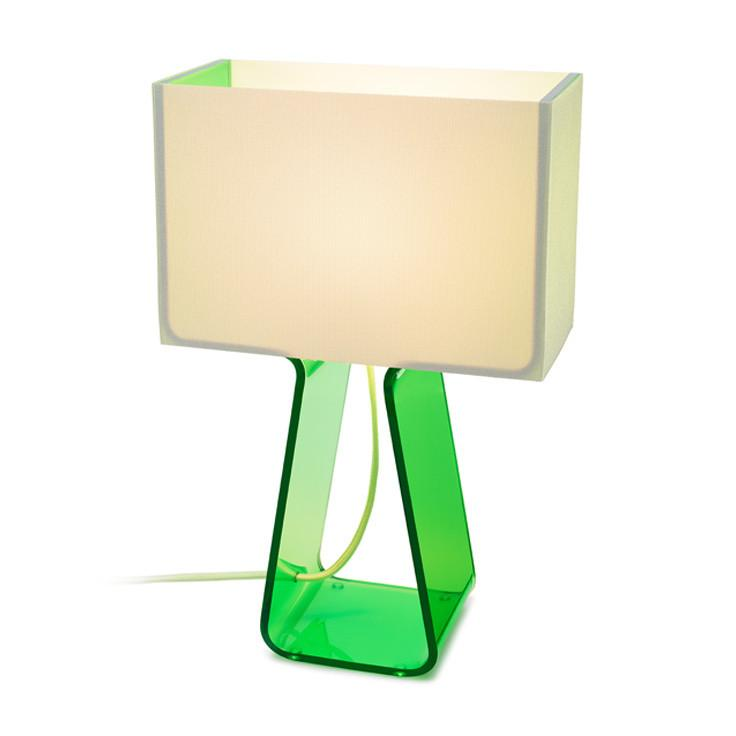 Pablo Designs Tube Top 14 Color Table Lamp