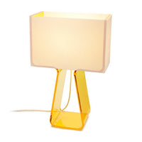 Pablo Design Tube Top 14 Color Table Lamp