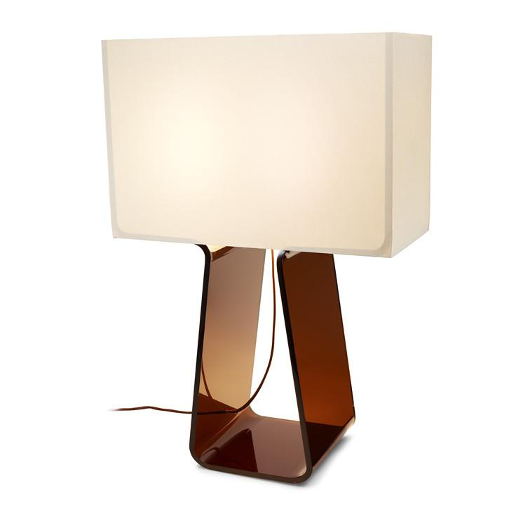 Pablo Designs Tube Top 27 Classic Table Lamp