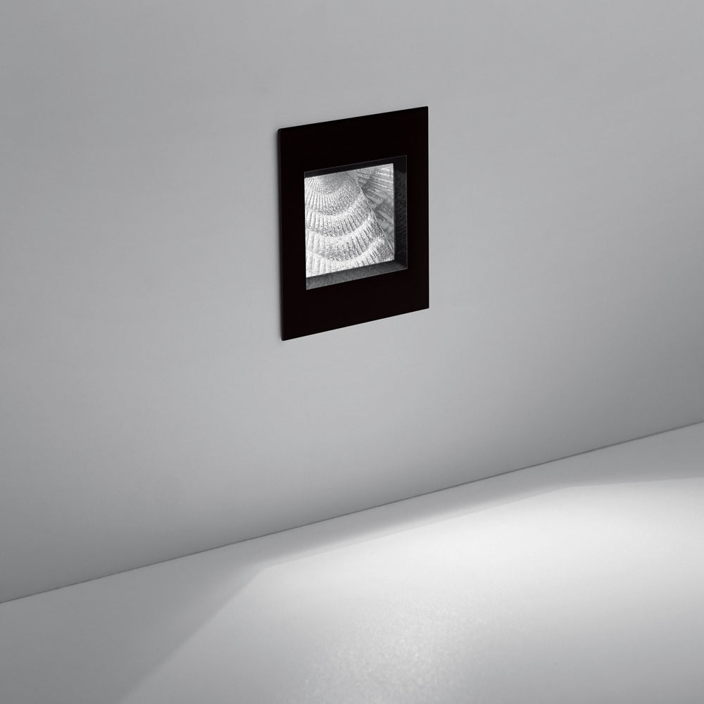 Aria Mini Wall Recessed 6W by Artemide