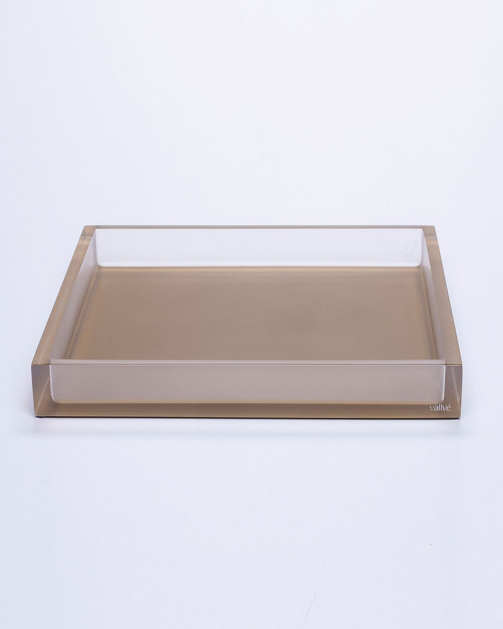 Tray Gloss Gold by Vallve