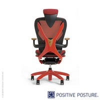 Positive Posture Vaya Executive Office Chair Limited Edition