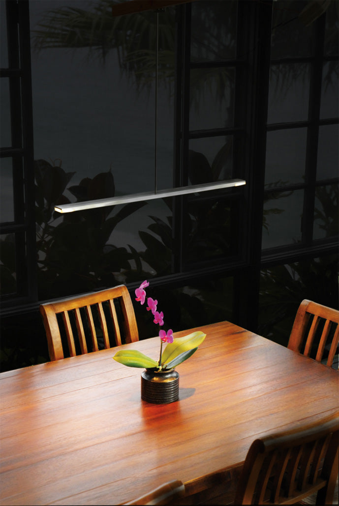 Cerno Virga LED Linear Pendant