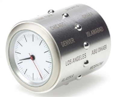 World Time Clock of Waals - LoftModern