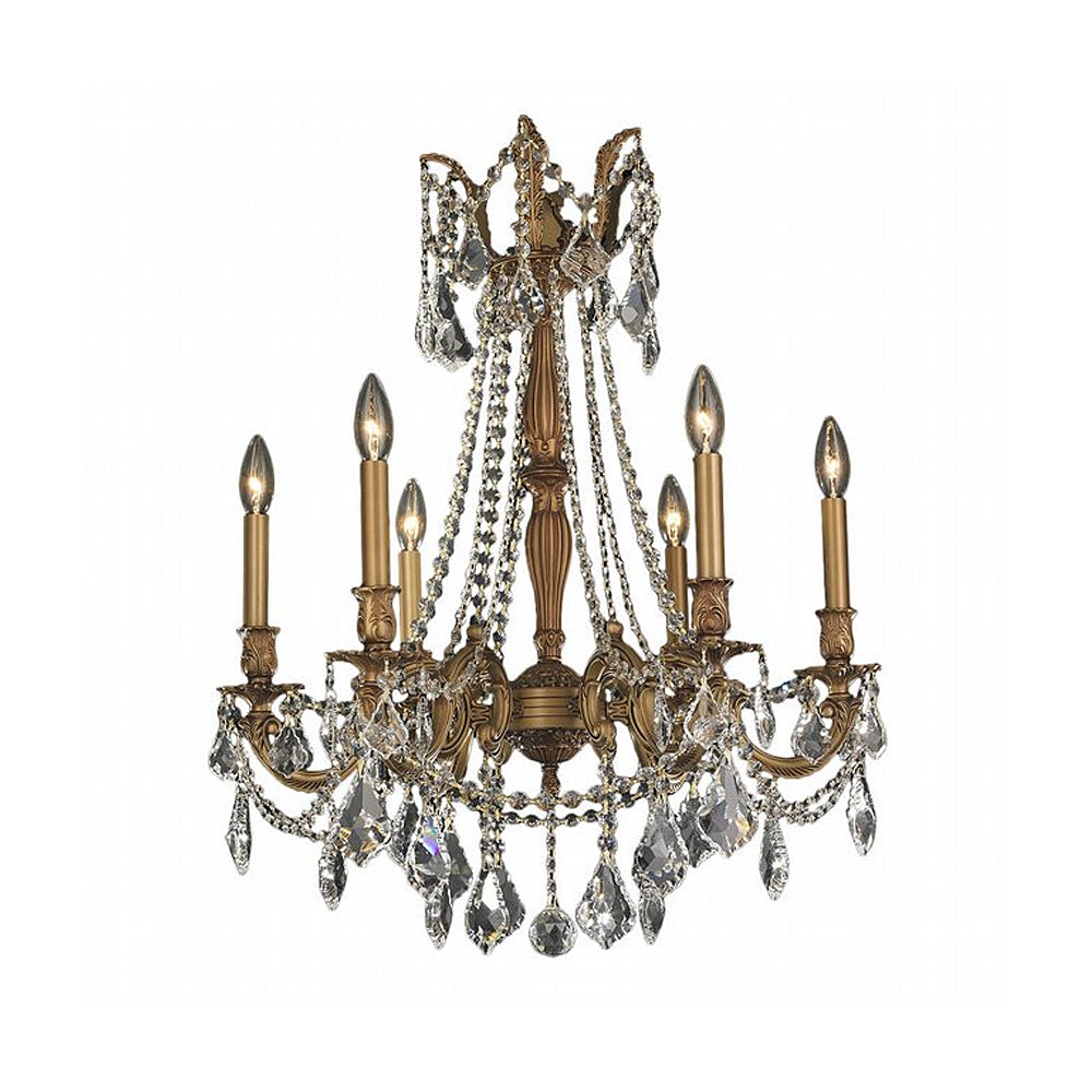 Windsor Chandelier W83305FG23-CL