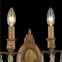 Windsor Wall Sconce W23301FG9-CL