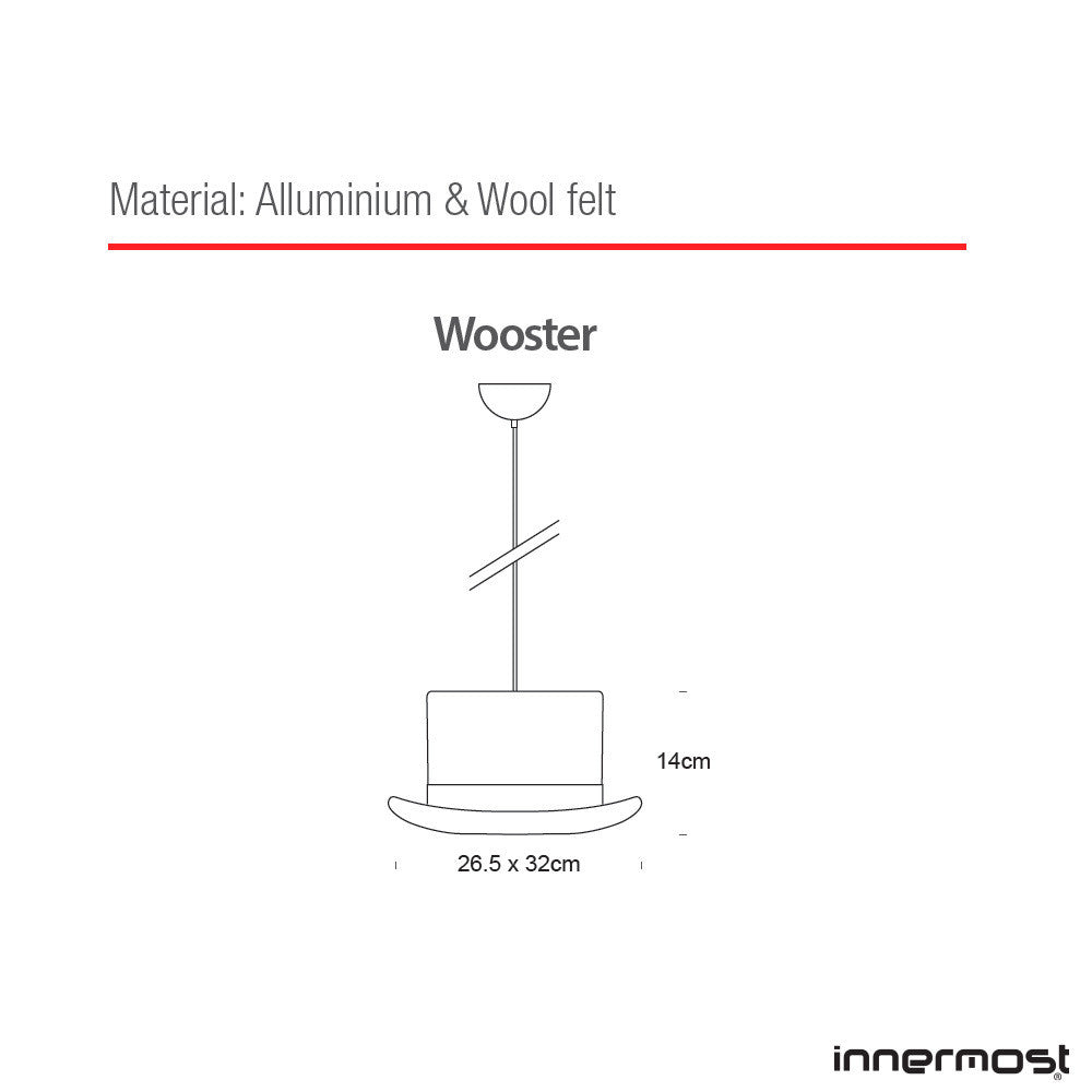 Innermost Wooster Pendant Light - LoftModern - 5