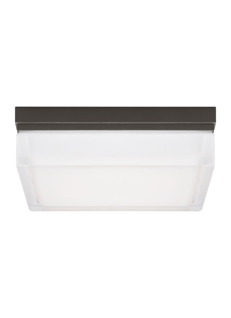 Boxie Large Outdoor Wall/Ceiling Light LED - Tech Lighting
